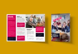E-magazine en brochure HAN Labs en Werkplaatsen